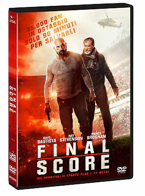 Final Score DVD EAGLE PICTURES