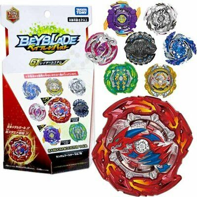 Takara Tomy Beyblade Brust Booster Vol.16 B-146 Full Set Collection 8 pcs