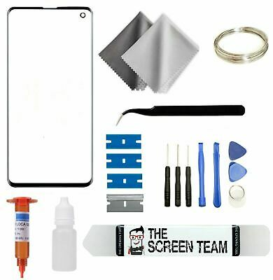 Samsung Galaxy S10 Front Glass Screen Replacement Repair Kit