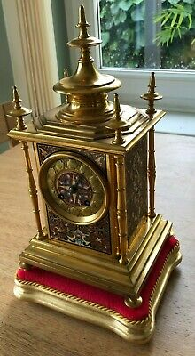 Antique French Clock Stand circa. 1870