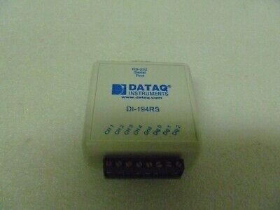 Dataq Instruments Di-194Rs Serial Port