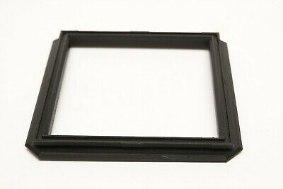 Sinar 4x5 Pair of Bellows Frames for DIY projects