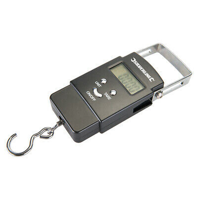 50KG Max Mini Digital Weighing Scales- Luggage Suitcase Portable Pocket Balance