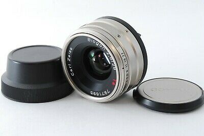 【Exc+++】CONTAX Carl Zeiss T* Biogon 28mm f2.8 G Lens G1 G2 from Japan 473994
