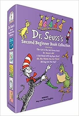 Dr. Seuss's Second Beginner Book Collection by Dr. Seuss HARDCOVER 2011