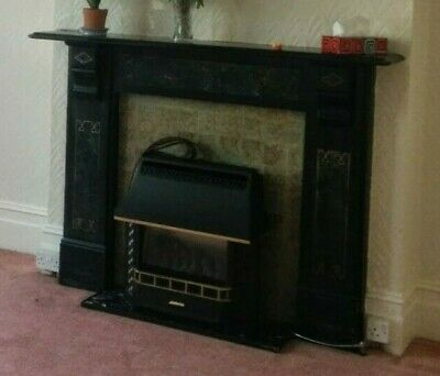 Victorian / Edwardian Slate Fireplace Surround
