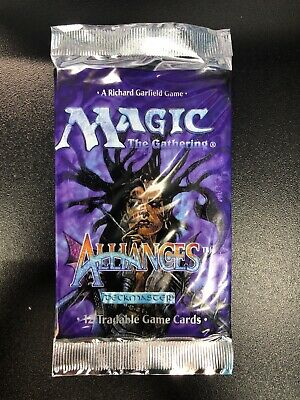 Magic the Gathering - Alliances - ONE New Sealed Booster Pack