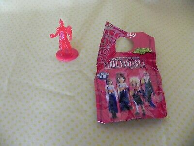 FINAL FANTASY X 10 Figure With Original Packaging COCA-COLA Japan Collection