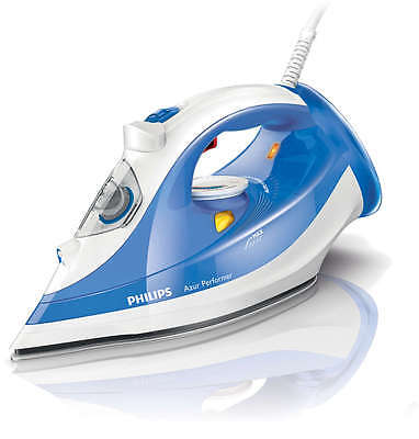 Plancha de Vapor Azur Performer Suela SteamGlide Antical 2400w Gc3810 Philips