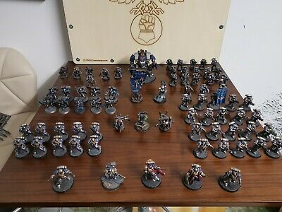 40k Space Marine Army Astral Claws