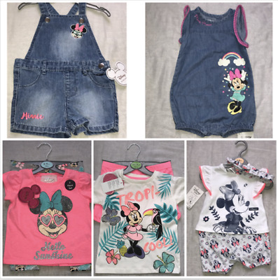 Brand New disney character baby girl's clothing