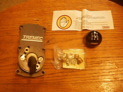 NEW tremic TKO 600 shifter plate and knob