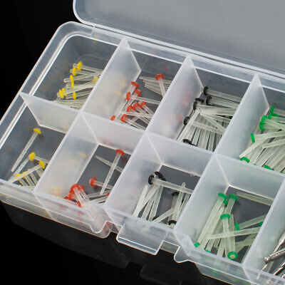 160pcs Dental Glass Fiber Post Single Refilled Package & Free For 32pcs Drill