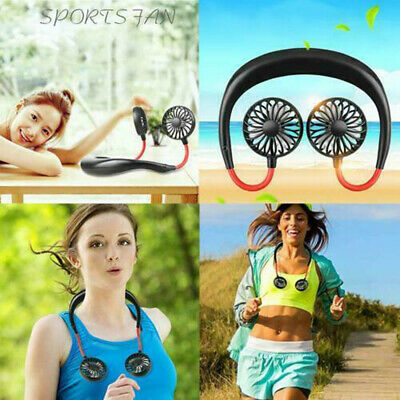 Ventilateur rechargeable USB portable Sports Rest Office Mini