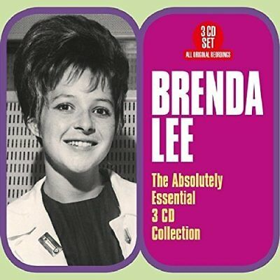 Brenda Lee The Absolutely Essential Remastered 3 CD DIGIPAK NEW