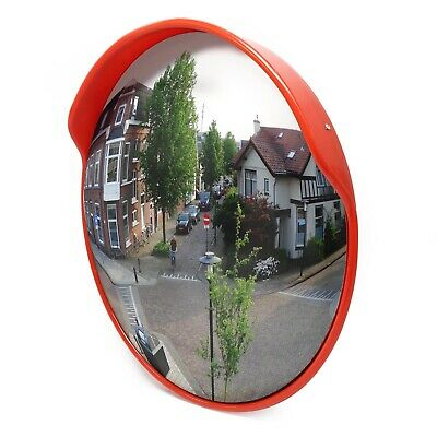 Security Mirror convex Traffic Road Safety Driveway Wide Angle View outdoor 75cm