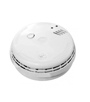 Aico Ei166RC Optical Smoke Alarm - Mains Powered - Replacement Date by Jul 2026