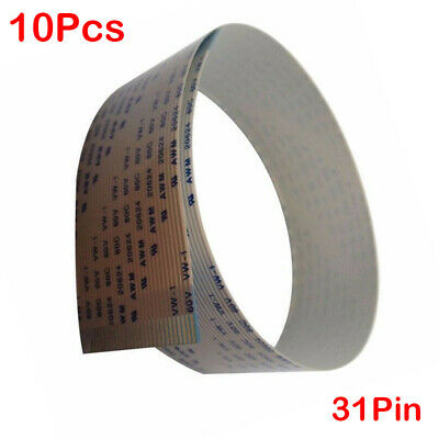 New for Chinese DX5 Printhead ECO Solvent Inkjet Printers 31Pin Data Cable 55cm