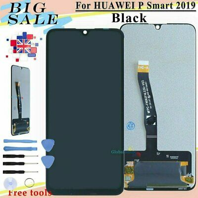 For Huawei P Smart 2019 LCD Touch Screen Digitizer Display Replacement Black UK