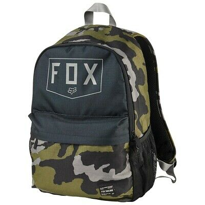Fox Racing Men's MX Casuals Legacy Backpack - Camo