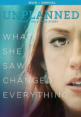 Unplanned DVD New with slip cover Free Ship