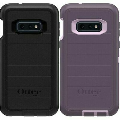 New! Otterbox Defender PRO Series For Samsung Galaxy S10e Case & Clip
