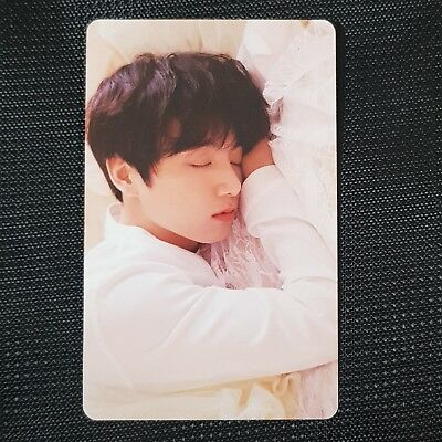Jungkook - BTS Love Yourself 'Tear' Official Photocard
