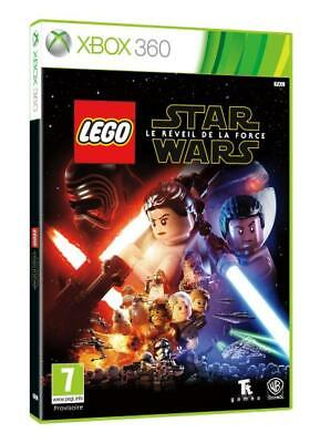 Lego Star Wars Le Reveil De La Force Jeu Xbox 360 Neuf Version Francaise