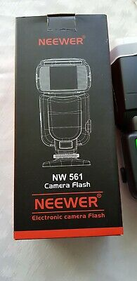 Neewer NW-561 Speedlite Flash with LCD Display for Canon & Nikon DSLR Cameras