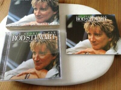 Rod Stewart - Story So Far (The Very Best of , 2 Cd Booklet Gold CDs