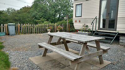 Holiday Caravan nr Tenby-Pembrokeshire.Country location - Sept 28th- Oct 5th