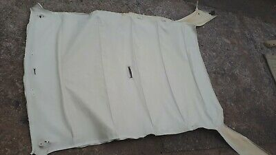 Bmw E21 Head Roof Lining Non Sunroof With Rods 316 320 323