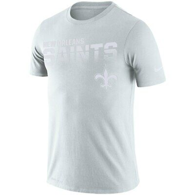 5717cc5a NIKE NEW ORLEANS Saints Sideline Early Season Performance Polo Men's ...