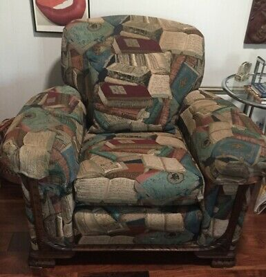 1940s very large armchair  PRICE REDUCED