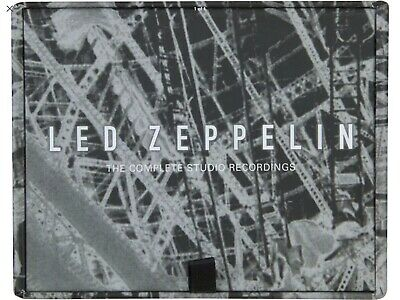 The Complete Studio Recordings, Led Zeppelin, Good Box Set, All 10 CDs w/Booklet