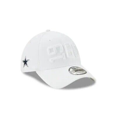 2019 Dallas Cowboys New Era 39THIRTY NFL Color Rush Sideline On Field Cap Hat