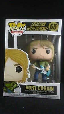 Funko Pop Rocks 65 Kurt Cobain