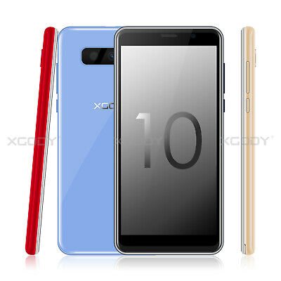 S10 5.5 Inch 16GB Android 8.1 Smartphone Dual SIM Quad Core Cell Phone Unlocked
