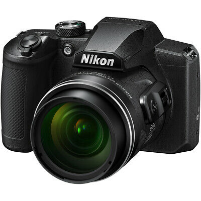 Nikon COOLPIX B600 16MP 60x Optical Zoom Digital Camera w/ Built-in Wi-Fi(Black)