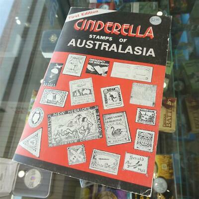 1st Edition Cinderella Stamps of Australasia 1974 Paperback