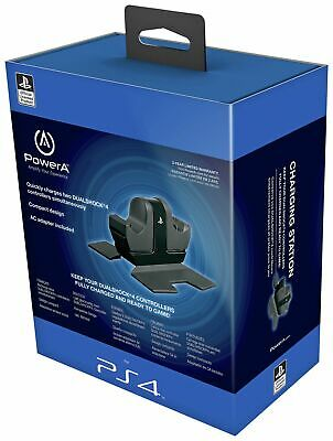 PowerA Official PS4 Controller Charging Station.