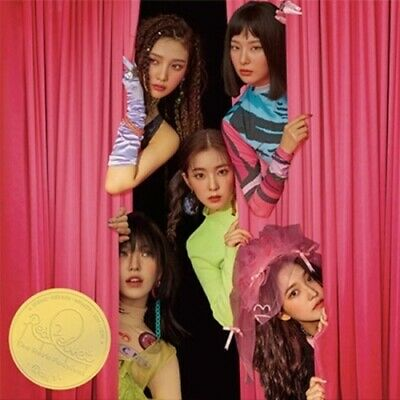 US SHIPPING Red Velvet The Reve Festival Day 1 Guide Book Ver CD+Poster+etc+Gift