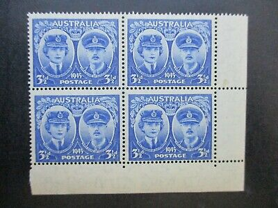 Australian Pre Decimal Stamps: Block (MINT) - Excellent Item, Must Have (T2741)