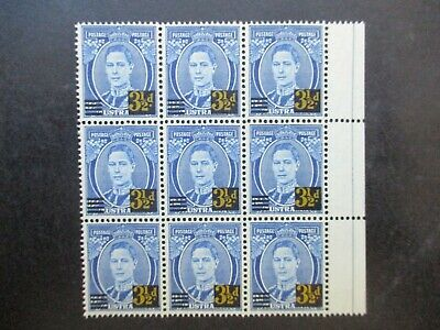 Australian Pre Decimal Stamps: Block (MINT) - Excellent Item, Must Have (T2749)