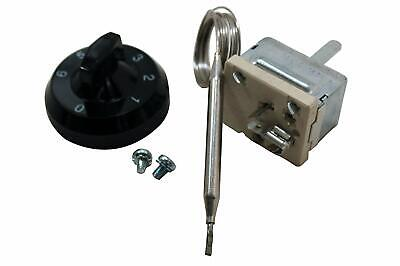 Burco Hot Water Boiler Tea Urn Thermostat And Control Knob 082620290 082620359