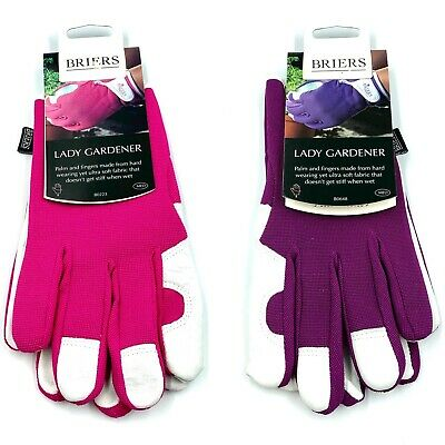 Briers Ladies gardening gloves - BN