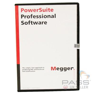 Megger PowerSuite Professional Lite Software 1000-631