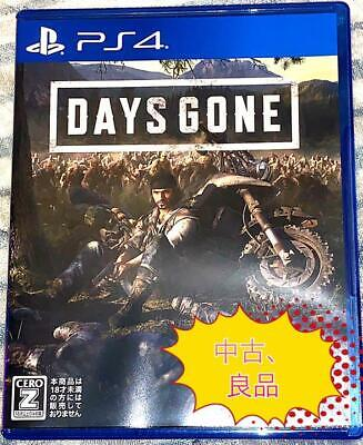 Ps4 Software Days Gone Video Games Sony
