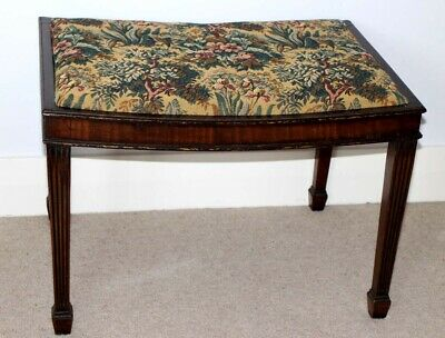 Chippendale Style Footstool
