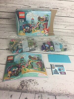 LEGO Disney Ariel and the Magical Spell (41145) Open Box, Sealed Bags Complete
